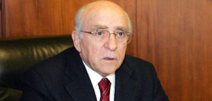 Παρέμβαση Σουφλιά για τον Αχελώο: «Ευθύνη της κυβέρνησης η επίλυση του θέματος»