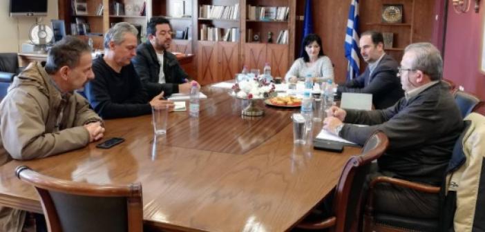 Παρεμβάσεις στην Αιτωλοακαρνανία ζητά ο αντιπεριφερειάρχης Ευρυτανίας (ΔΕΙΤΕ ΦΩΤΟ)