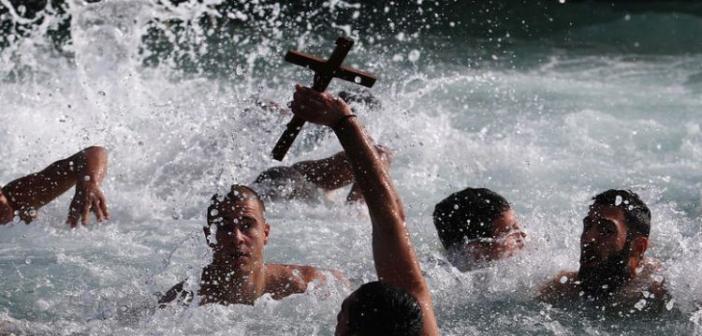 Ο εορτασμός των Θεοφανείων και ο Αγιασμός των υδάτων σε Καινούργιο και Παναιτώλιο