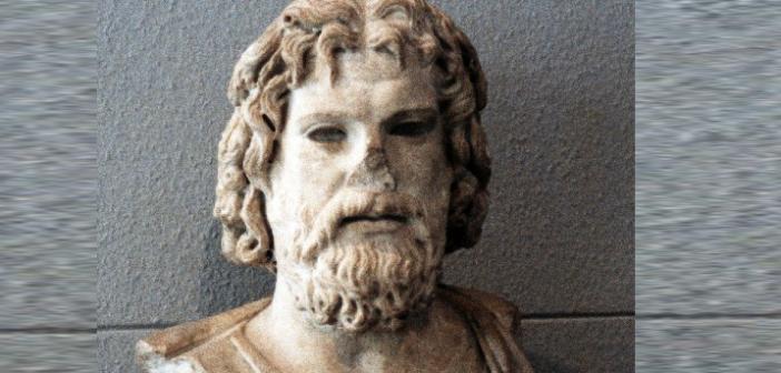 """Αμφικτιονία Ακαρνάνων: Ο """"Θεός Άδης"""" που βρέθηκε στη Βόνιτσα και κατέληξε στο μουσείο της Γενεύης (φωτο)"""