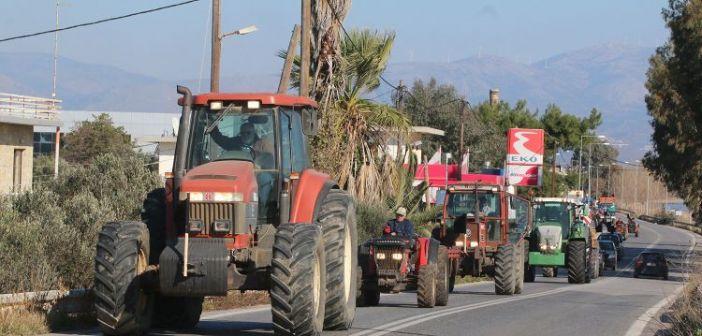 Συντονίζονται και ζεσταίνουν τις μηχανές οι αγρότες της Αιτωλοακαρνανίας