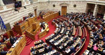 Τα highlights των βουλευτών του αγροτικού νομού στη Βουλή
