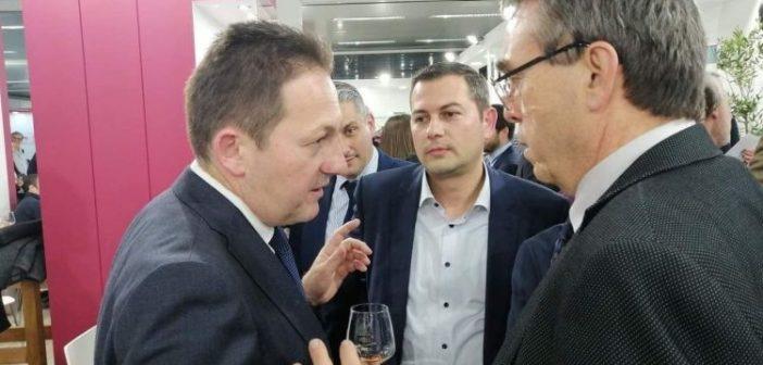 Σειρά συναντήσεων του Αντιπεριφερειάρχη Αγροτικής Ανάπτυξης  Θεόδωρου Βασιλόπουλου στην 28η Agrotica 2020 (ΦΩΤΟ)
