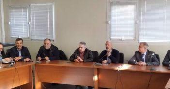 Ενημέρωση για τον κορωνοϊό και τα μέτρα πρόληψης στην έδρα της Π.Ε. Αχαΐας, παρουσία όλων των εμπλεκομένων φορέων από τη Δυτική Ελλάδα (ΦΩΤΟ)