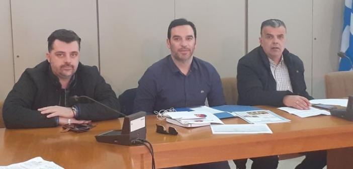 Δήμος Αγρινίου: Σύσκεψη για τη διοργάνωση αθλητικών εκδηλώσεων «Στον Δρόμο για το ΤΟΚΥΟ 2020» (ΦΩΤΟ)