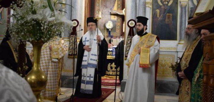 Το Αγρίνιο υποδέχθηκε την Τιμία Κάρα του Οσίου Δαυίδ του Γέροντος (ΦΩΤΟ)