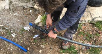 Δήμος Ξηρομέρου: Προχώρησε σε διακοπή παράνομων παροχών ύδρευσης (ΦΩΤΟ)