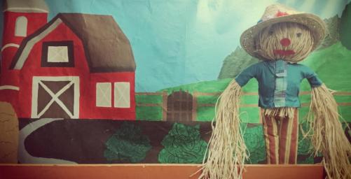 Αγρίνιο – Κουκλοθέατρο: «Το σκιάχτρο που ήθελε να πετάξει»