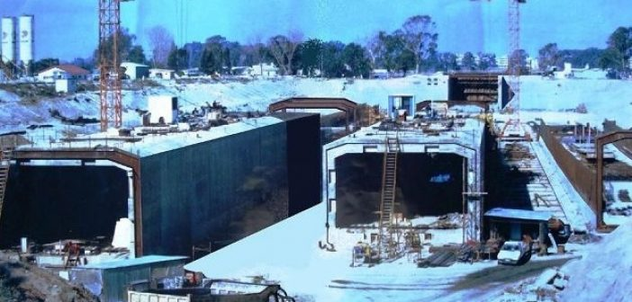 Πως κατασκευάστηκε η υποθαλάσσια σήραγγα Ακτίου – Πρέβεζας (VIDEO)