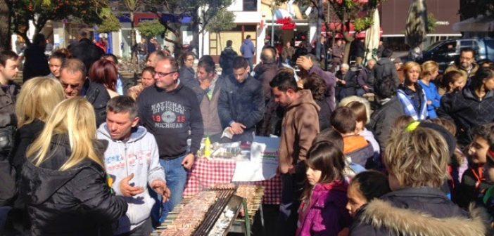 Δήμος Αγρινίου: Τσικνοπέμπτη στον αύλειο χώρo των Καπναποθηκών Παπαστράτου