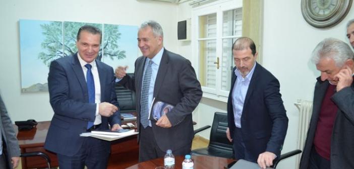 Μ. Βορίδης: Συνεταιρισμός πρότυπο η Ένωση Αγρινίου (ΦΩΤΟ + VIDEO)