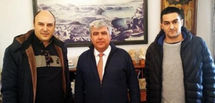 Η Ένωση Στρατιωτικών Π.Ε. Αιτωλοακαρνανίας συναντήθηκε με τον Δήμαρχο Πρέβεζας
