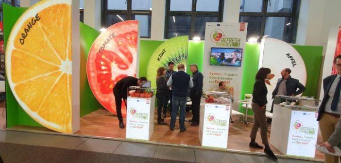 Επιτυχημένη παρουσία της Αιτωλοακαρνάνικης επιχείρησης Honestly Good Foods στην Fruit Logistica στο Βερολίνο