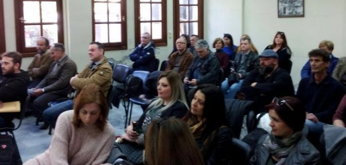 Αντιπροσωπεία γονέων του Καλλιτεχνικού Γυμνασίου Μεσολογγίου στην Δ' Περιφερειακή Σύσκεψη της Πανελλήνιας Ένωσης Γονέων Μουσικών & Καλλιτεχνικών Σχολείων