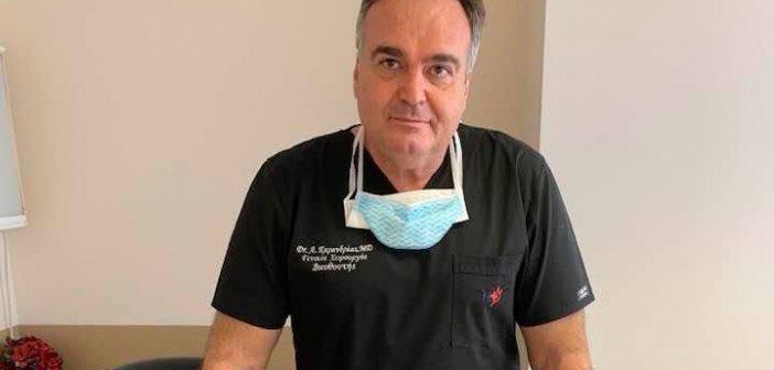 Αναστάσιος Καρανδρέας – Διευθυντής Χειρουργικής Κλινικής του Metropolitan: Ανώδυνη αντιμετώπιση χωρίς νυστέρι για την κύστη κόκκυγα