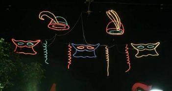 Η Πάτρα φωταγωγείται σήμερα καρναβαλικά!