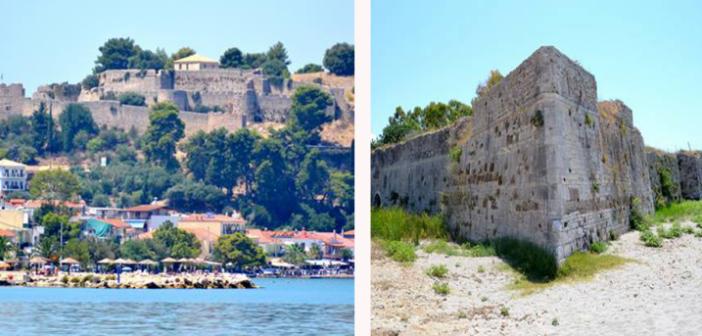 Εφορεία Αρχαιοτήτων Αιτωλοακαρνανίας: Ένα εκατ. ευρώ για τα κάστρα της Βόνιτσας, της Ναυπάκτου και το φρούριο του Ακτίου