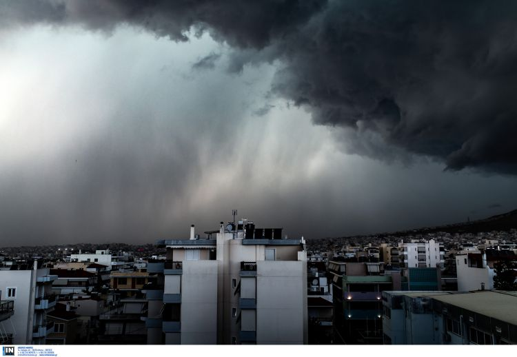 Καιρός – Κακοκαιρία «Μπάλλος»: Ξεκίνησε η επέλαση – Ποιες περιοχές θα επηρεαστούν