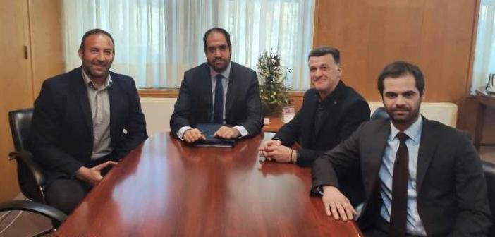 ΚΤΕΛ Αιτωλοακαρνανίας: Δεσμεύσεις Κεφαλογιάννη για νομοτεχνική ρύθμιση για τα δρομολόγια του Ακτίου (ΔΕΙΤΕ ΦΩΤΟ)