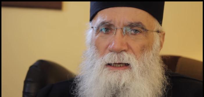 Γέροντας Νεκτάριος Μουλατσιώτης: Ο κορονοϊός μεταδίδεται με τη Θεία Κοινωνία; (VIDEO)