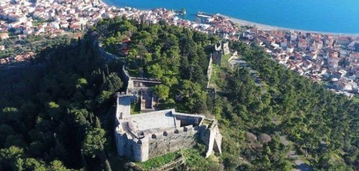 Δήμαρχος Ναυπακτίας: Αναβαθμίζεται η καστρόπολη