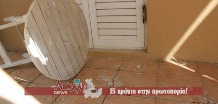 Νεοχώρι: Ήρθε πρόσωπο με πρόσωπο με τους διαρρήκτες του σπιτιού της! (ΔΕΙΤΕ ΦΩΤΟ)