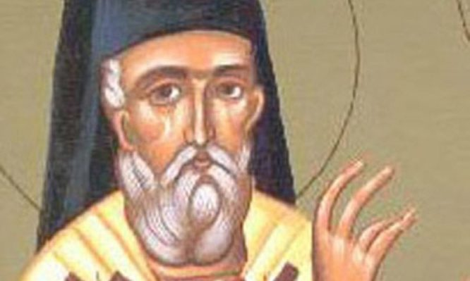 Σήμερα τιμάται ο Άγιος Αγαπητός: Ο Επίσκοπος Σινάου
