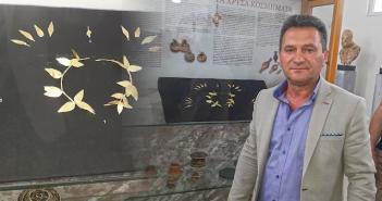 Νέος πρόεδρος του λαογραφικού μουσείου Θυρρείου ο Χρήστος Παλούκης