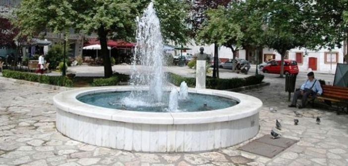 Η Περιφέρεια βάφτισε την πλατεία Παναγοπούλου, πλατεία…. Σιντριβανιού