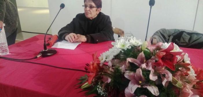 Αλέκα Παπαρήγα από Αγρίνιο: Είναι σημαντικό να γνωρίζει κανείς την αφετηρία του