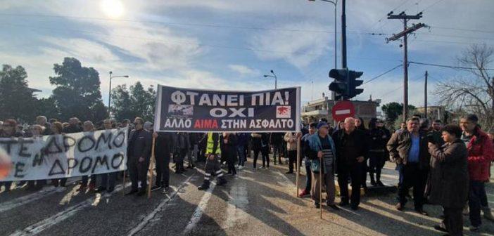 """Δυτική Ελλάδα: Σήμερα η μεγάλη κινητοποίηση στην Πατρών – Πύργου – Κλείνει ο δρόμος στις 12μ – Πλήθος """"Όχι άλλο αίμα"""" από πλήθος φορέων και αρχών"""