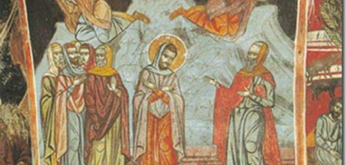 Κυριακή Τελώνου και Φαρισαίου: Έναρξη Τριωδίου