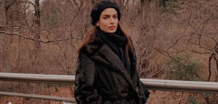 Τόνια Σωτηροπούλου: Ταξίδι στο Λονδίνο μαζί με τον αγαπημένο της, Κωστή Μαραβέγια