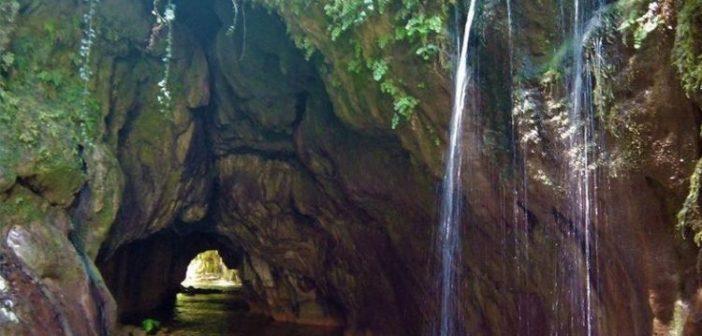 Το πανέμορφο σπήλαιο Θεοτικό στο Θέρμο Αιτωλοακαρνανίας (ΔΕΙΤΕ ΦΩΤΟ)