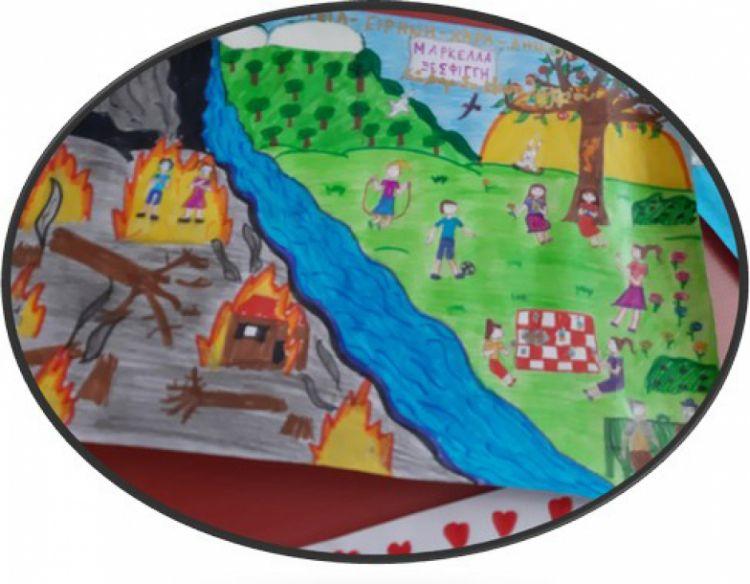 Εικαστική έκθεση παιδιών της Π.Ε. Αιτωλοακαρνανίας (ΔΕΙΤΕ ΦΩΤΟ)