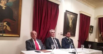Μεσολόγγι: Οι κορυφαίοι της δικαστικής εξουσίας  της νομικής σκέψης συναντήθηκαν στη «Διέξοδο» (ΦΩΤΟ)