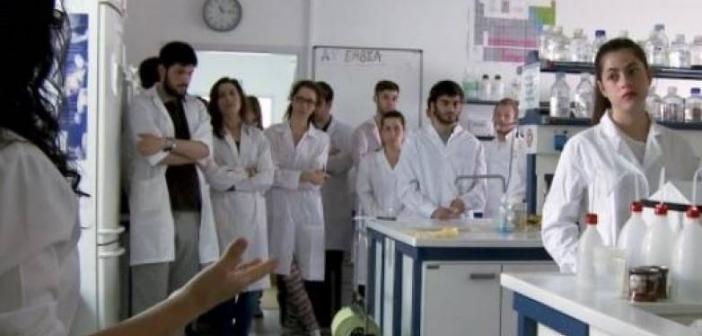 Δραστηριοποίηση φοιτητών Φαρμακευτικής Παν. Πατρών στην προσπάθεια αντιμετώπισης του νέου κορονοϊού