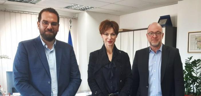 Περιφέρεια Δυτικής Ελλάδας: Ορκωμοσία νέας Περιφερειακής Συμβούλου Ζωής Αναστασοπούλου