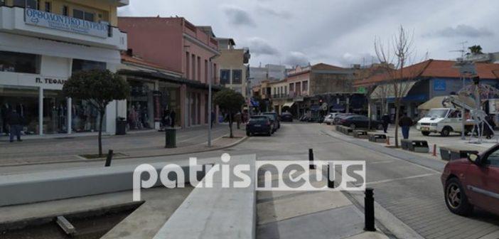 Γιουχάν η Αμαλιάδα: Άδεια η πόλη λόγω κρουσμάτων κοροναϊού (ΔΕΙΤΕ ΦΩΤΟ)