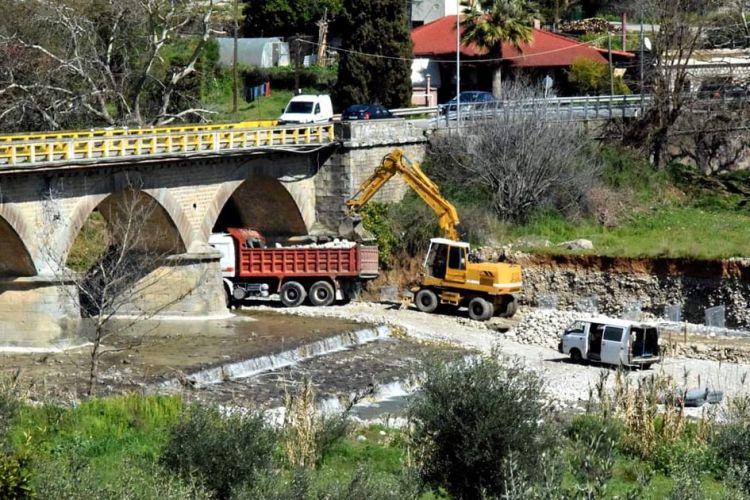 Εν μέσω κορονοϊού ολοκληρώθηκε το έργο συντήρησης της γέφυρας της Ερημίτσας στη Νέα Αβώρανη (ΦΩΤΟ)
