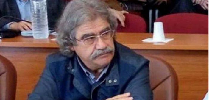 Ψήφισμα Περιφερειακού Συμβουλίου Δυτικής Ελλάδας για τον θάνατο του Μ. Αγιομυργιαννάκη