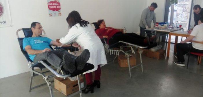 Αγρίνιο: Πλήρης επάρκεια σε αίμα