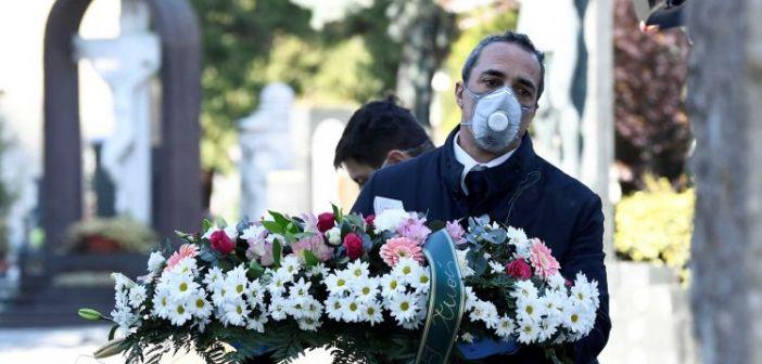 Σοκ στην Ιταλία: Άλλοι 345 θάνατοι σε μία μέρα από τον κορονοϊό!