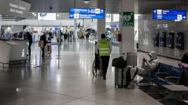 Κορωνοϊός: Έρχονται συνέχεια κρούσματα από το Λονδίνο, μέσω πτήσεων από τρίτες χώρες