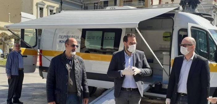 Η Ιατρική Εταιρεία Δυτικής Ελλάδας στηρίζει την εκστρατεία εθελοντικής αιμοδοσίας της Περιφέρειας