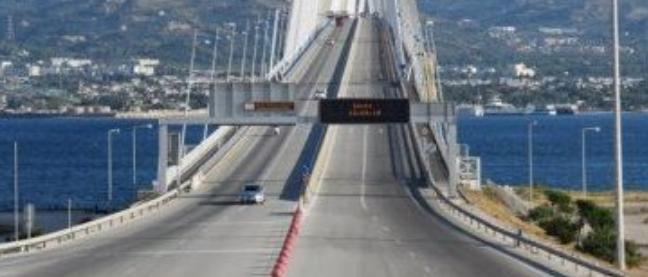 Ναύπακτος: Ο Α. Κοτσανάς ζητά δωρεάν διέλευση από τη γέφυρα γιατρών και νοσηλευτικού προσωπικού