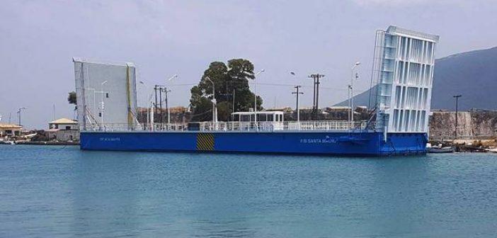 Περιφέρεια Ιονίων Νήσων: Τη Δευτέρα τα περιοριστικά μέτρα στην γέφυρα της Λευκάδας