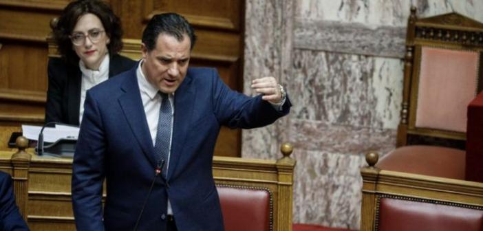 Γεωργιάδης: «Τα έσοδα πάνε στο μηδέν δεν θα το αντέξουμε»
