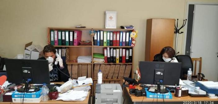 Γραμμή στήριξης του Δήμου Αγρινίου 2641 0 39793 και 39794 (ΔΕΙΤΕ ΦΩΤΟ)