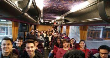 ΓΕΛ Θέρμου: Η αναστολή των εκδρομών τους βρήκε στο δρόμο για Κρήτη (ΦΩΤΟ)